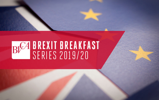 Brexit Breakfast Series 2019
