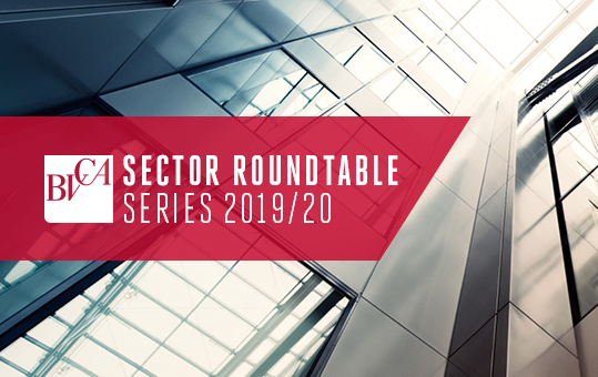 Sector Roundtable Series 2019-20
