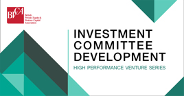 Investment Committee Development