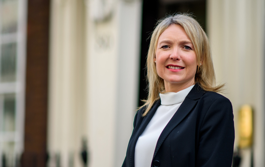 BVCA welcomes Cheryl Potter as Chair