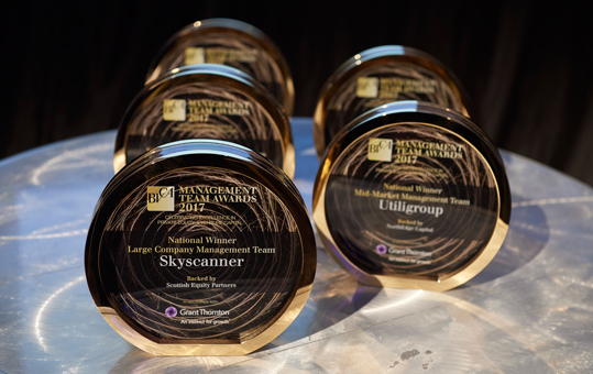 BVCA Responsible Awards 2017