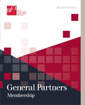 BVCA General Partner Membership