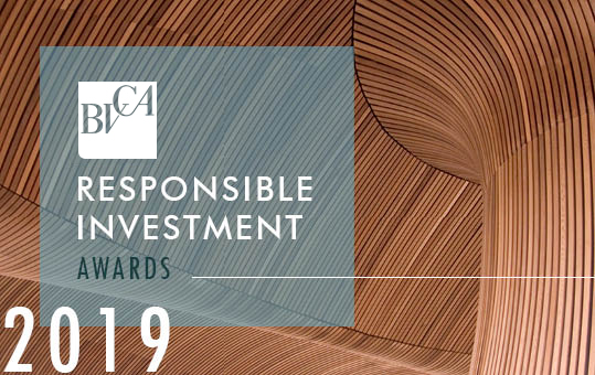 Responsible Investment Awards 2019