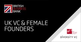 UK VC & Female Founders