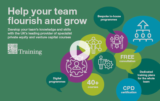 Develop your team with BVCA Training
