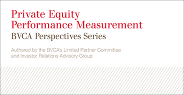 Private Equity Performance Measurement